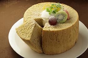 【1日6個限定】アールグレイ紅茶のシフォンケーキ(18cm丸型)販売のご案内 ※お持ち帰りのみ