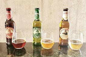 ワインやビール販売します!テイクアウトと共に是非ペアリングして飲んでほしいです♫