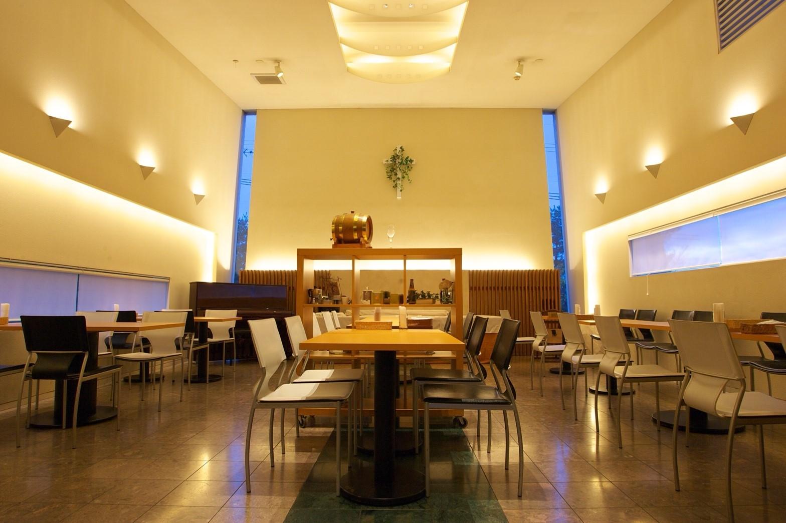 【1月3日よりスタート!】2階カフェでビアホール開催!